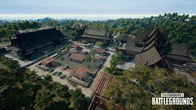 Las mejores jugadas en Sanhok, el nuevo mapa de PUBG