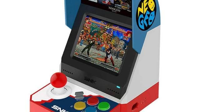 Neo Geo Mini a la venta el 27 de julio en Japón por 90 euros