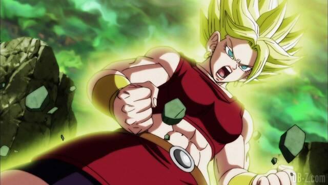 El manga de Dragon Ball Super revela información sobre los poderes de Kale