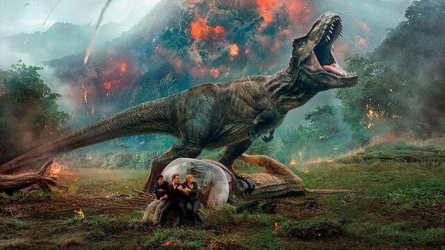'Jurassic World: El reino caído' supera los 700 millones en todo el mundo