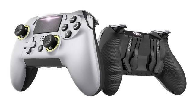 SCUF Vantage para PS4 vuelve a mostrarse en un nuevo vídeo