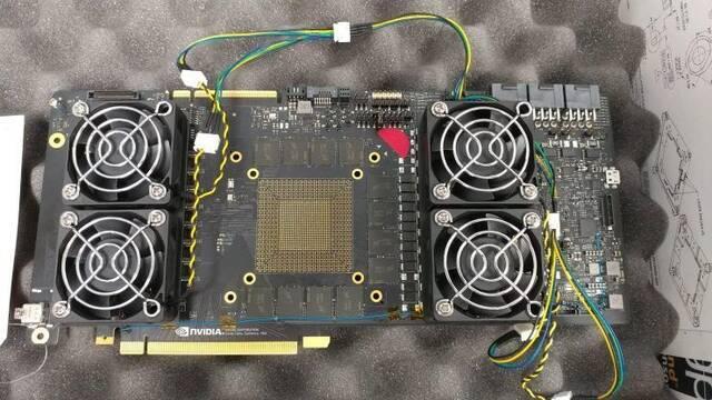 Se filtra un prototipo de una nueva gráfica NVIDIA… ¿Será la GTX 1180?