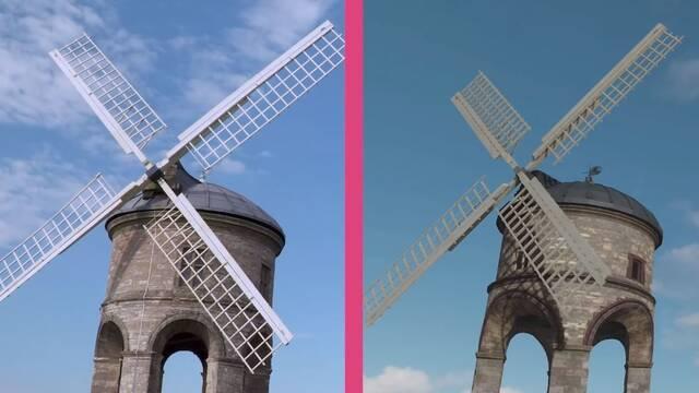 Comparan paisajes reales de Gran Bretaña con sus réplicas en Forza Horizon 4