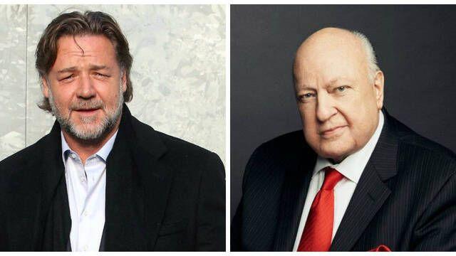 Russell Crowe será Roger Ailes, el Ciudadano Kane contemporáneo