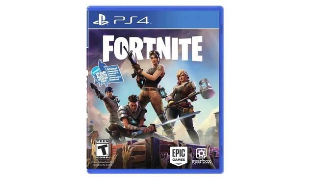 Las copias físicas de Fortnite cuestan desde 110 hasta 450 dólares