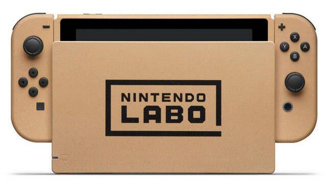 Nintendo lanza unas Nintendo Switch decoradas con motivos de Labo