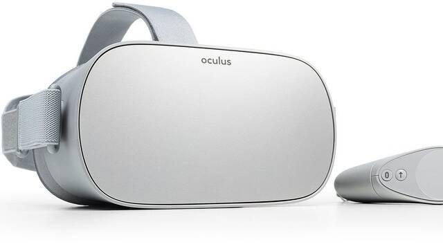 Oculus Go ya se puede comprar en España