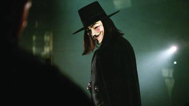 Natalie Portman quiere una secuela de V de Vendetta