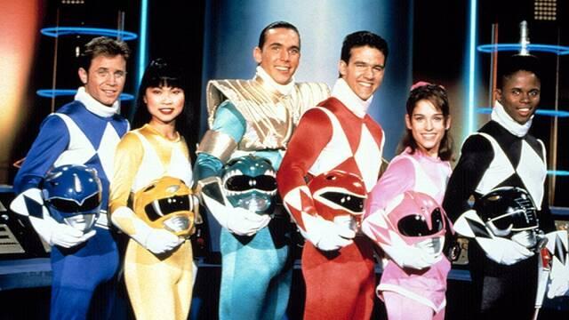 Una película reunión de los Power Rangers originales está más cerca