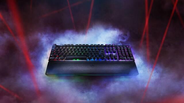 Razer presenta los teclados Razer Huntsman con pulsadores optomecánicos