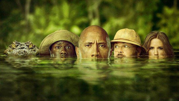 'Jumanji 2' se estrenará en cines el 13 de diciembre de 2019