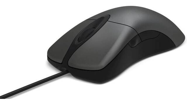 Intellimouse, el ratón más popular de Microsoft, vuelve 15 años después