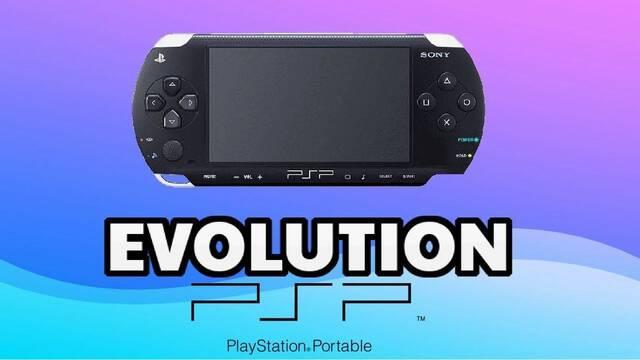 Así evolucionaron los gráficos de los juegos de PSP