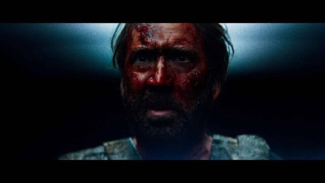 Nicolas Cage protagoniza 'Mandy', que ha presentado su loco tráiler