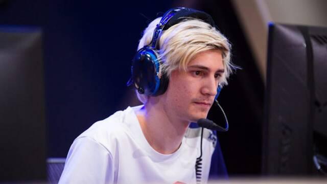 xQc golpea su teclado con rabia al perder una partida de Overwatch