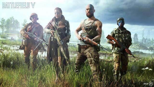 La alfa de Battlefield V nos deja ver sus requisitos recomendados