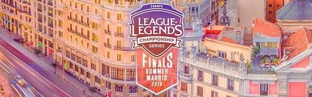 Ya puedes comprar las entradas para las finales de la LCS EU en Madrid