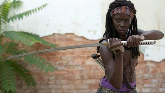 Danai Gurira casi pierde la oportunidad de ser Michonne en The Walking Dead