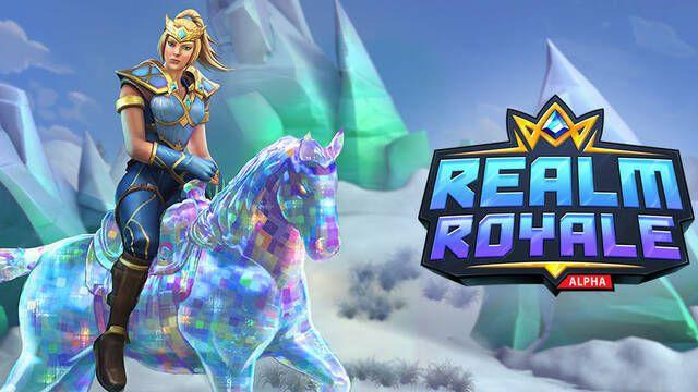 Realm Royale alcanza los 3 millones de jugadores en su alfa