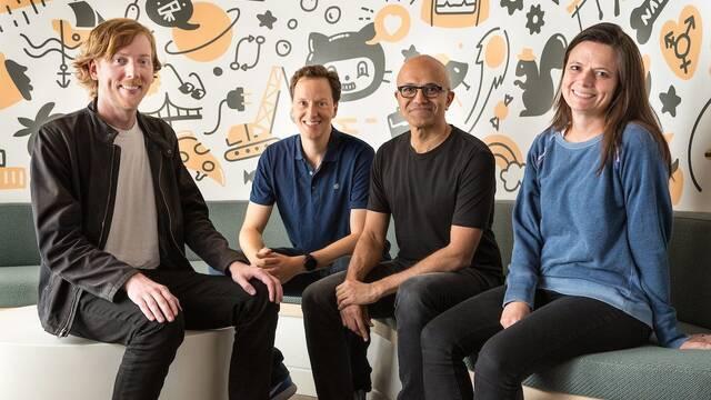 Microsoft compra GitHub por 7500 millones de dólares