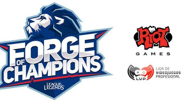 Riot y LVP presentan Forge of Champions, la nueva gran competición del Reino Unido