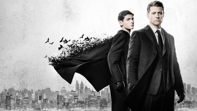 La quinta temporada de Gotham tendrá sólo 10 episodios