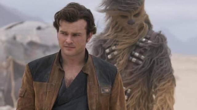 'Han Solo' se estrella en taquilla