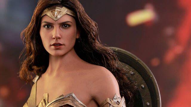 Gal Gadot ya está entrenando duro para 'Wonder Woman 2'