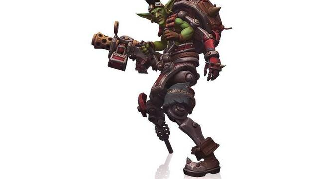 Junkrat recibe una skin de la Horda de WoW en Heroes of the Storm