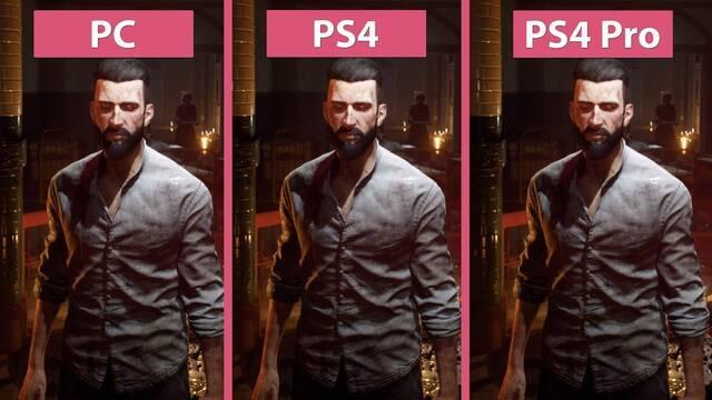 Comparativa: Así se ve Vampyr en PC, PS4 y PS4 Pro