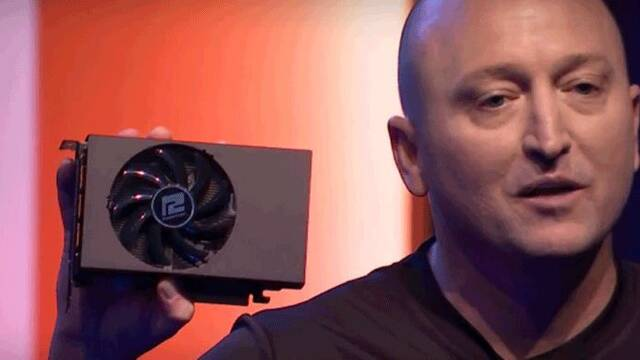 AMD anuncia la Radeon RX Vega 56 Nano