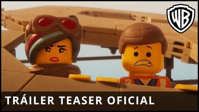 'La LEGO Película 2' presenta un divertido mundo de 'Mad Max' en su tráiler