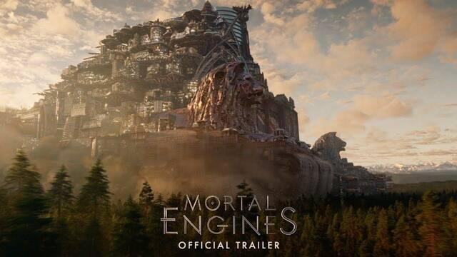 Así es el Londres distópico de 'Mortal Engines', lo nuevo de Peter Jackson