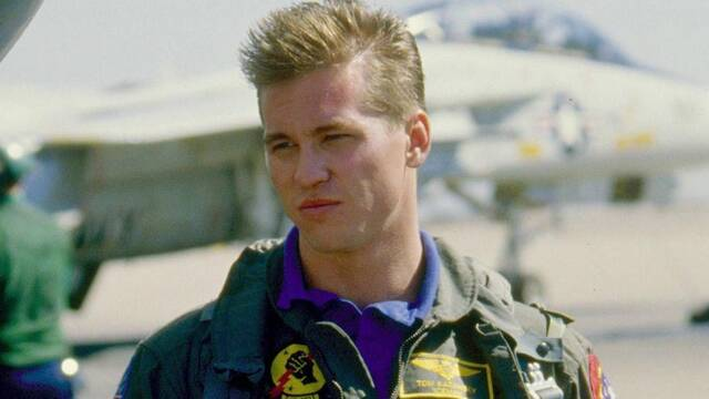 Val Kilmer estará en Top Gun 2