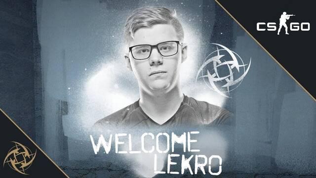Las mejores jugadas de Lekr0, el nuevo fichaje de NiP