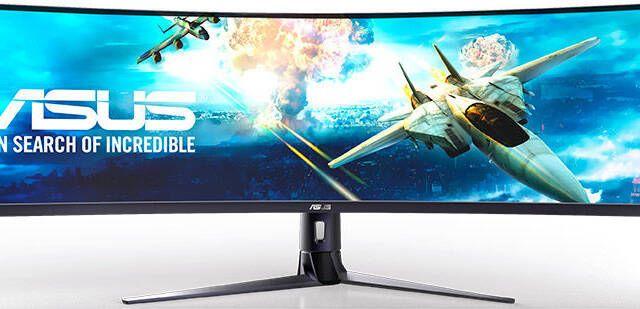"""ASUS presenta su monitor curvo de 49"""" y 144Hz en el Computex"""