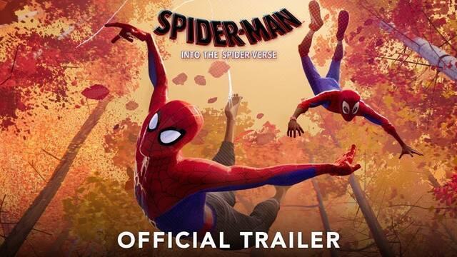 Así es el tráiler de 'Spider-Man: Un nuevo universo'