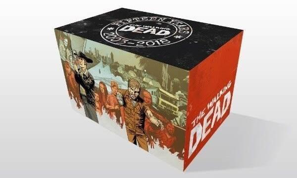 'The Walking Dead' anuncia esta colección por su 15 aniversario