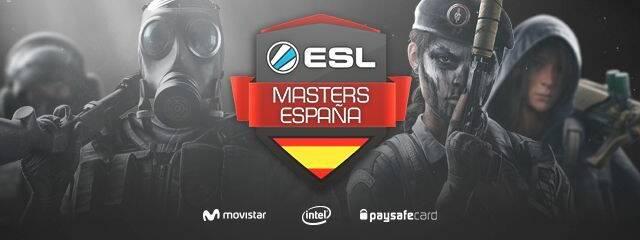 Descubre los equipos que participarán en la ESL Masters Rainbow Six