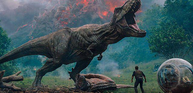 Crítica Jurassic World: El reino caído