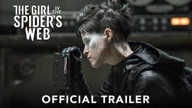 Claire Foy se encarga de protagonizar la nueva entrega de 'Millennium'