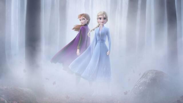Disney muestra el primer tráiler de 'Frozen 2'