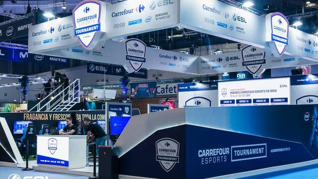 La Maquinista (Barcelona) acogerá el IV Carrefour eSports Tournament