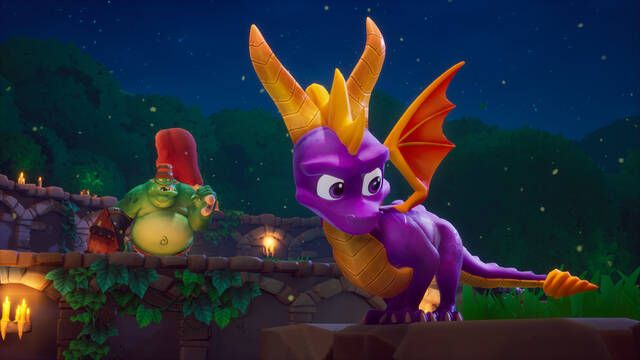 E3 2019 - Spyro Reignited Trilogy: Requisitos mínimos y recomendados para PC