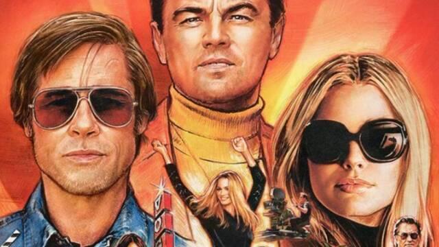 Érase una vez en Hollywood: Así es el póster vintage de la película