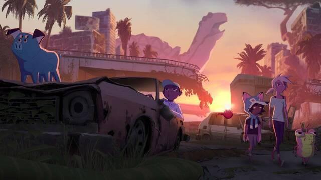 Kipo & the Age of Wonderbeasts de Dreamworks llega a Netflix