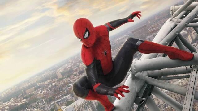 Spider-Man: Lejos de casa apunta a los 150 millones de dólares en su debut