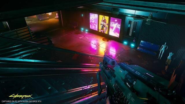 E3 2019: La demo de Cyberpunk 2077 ya usaba el Ray Tracing