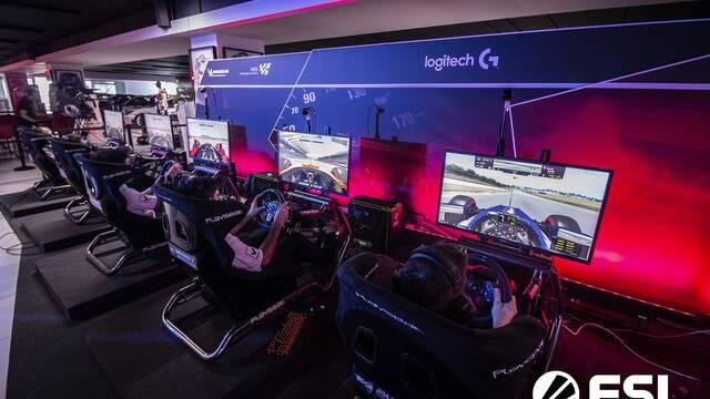 Gamepolis acogerá las finales de la ESL Racing Series MAPFRE Temporada 2