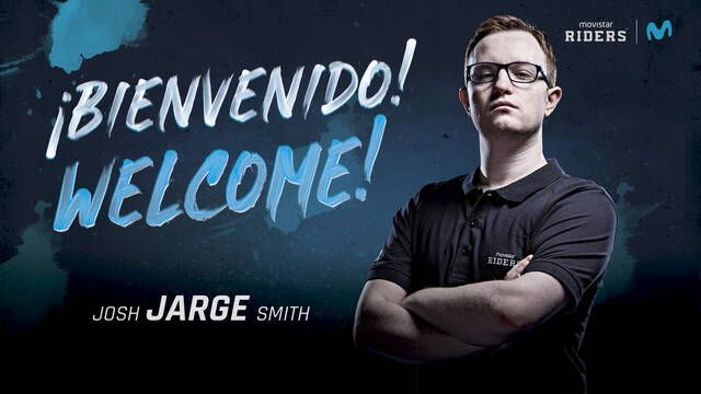 Jarge es el nuevo director del equipo de League of Legends de Movistar Riders